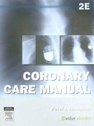Cover of Coronary Care Manual