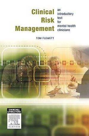 Cover of Clinical Risk Management