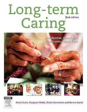 Cover of Long-term Caring