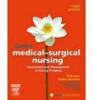 Cover of Lewis's Medical-Surgical Nursing 3e