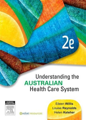Cover of Understanding the Australian Health Care System