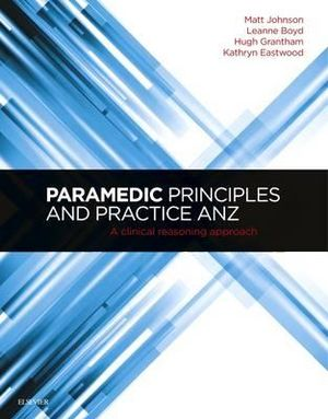 Cover of Paramedic Principles and Practice