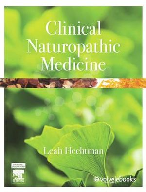 Cover of Clinical Naturopathic Medicine