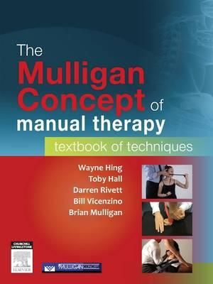 Cover of The Mulligan Concept of Manual Therapy