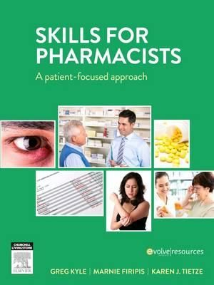 Cover of Skills for Pharmacists
