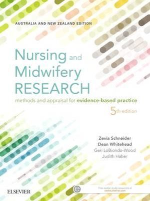 Cover of Nursing and Midwifery Research