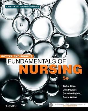 Cover of POTTER AND PERRYS FUNDAMENATLS OF NURSING