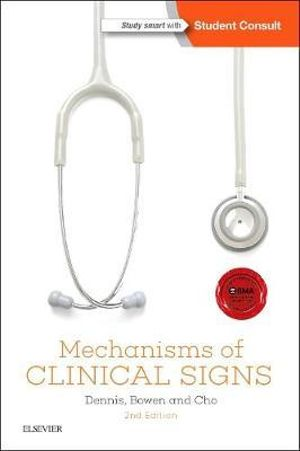 Cover of Mechanisms of Clinical Signs