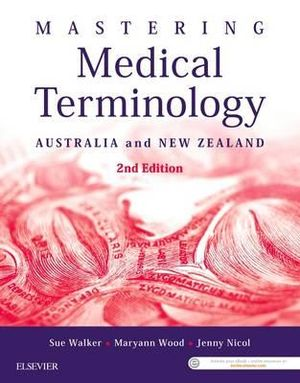 Cover of Mastering Medical Terminology