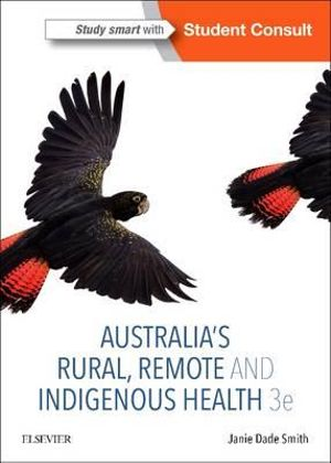 Cover of Australia's Rural, Remote and Indigenous Health