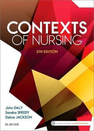 Cover of Contexts of Nursing