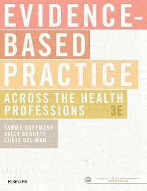Cover of Evidence-Based Practice Across the Health Professions