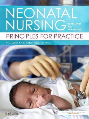 Cover of Neonatal Nursing in Australia and New Zealand