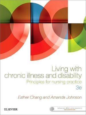 Cover of Living With Chronic Illness and Disability