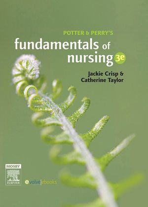 Cover of Potter & Perry's Fundamentals of Nursing - Australian Version
