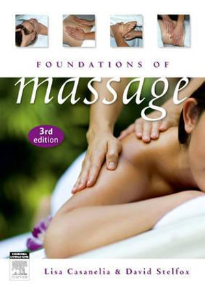 Cover of Foundations of Massage