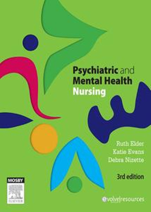 Cover of Psychiatric & Mental Health Nursing