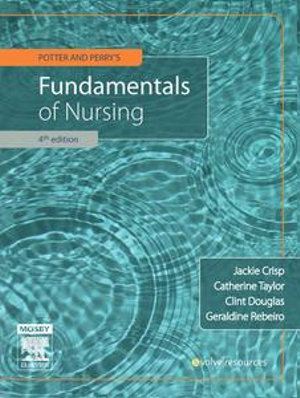 Cover of Potter & Perry's Fundamentals of Nursing - AUS Version