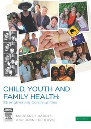Cover of Child, Youth and Family Health: Strengthening Communities