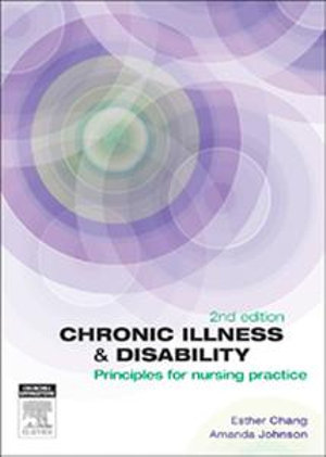 Cover of Chronic Illness and Disability