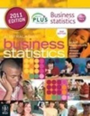 Cover of Australasian Business Statistics 2E 2011 WileyPlus Study Pack