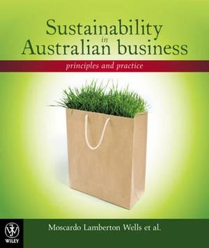 Cover of Sustainability in Australian Business