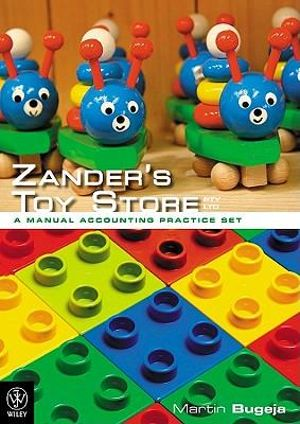 Cover of Zander's Toy Store Pty Ltd