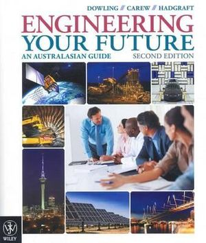 Cover of Engineering Your Future