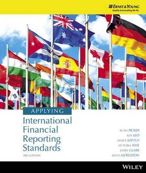 Cover of Applying International Financial Reporting Standards 3E