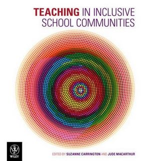 Cover of Teaching in Inclusive School Communities 1E
