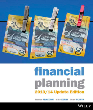 Cover of Financial Planning 1E+financial Planning 2013/2014Supplement E-text Card