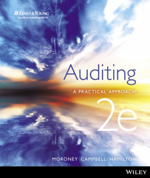 Cover of Auditing a Practical Approach 2E+istudy Version 2 Card