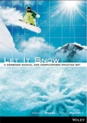 Cover of Let It Snow - a Combined Practice Set