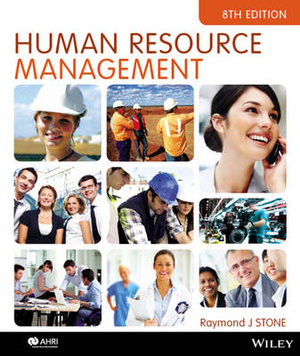 Cover of Human Resource Management 8E+istudy Version 1 Registration Card