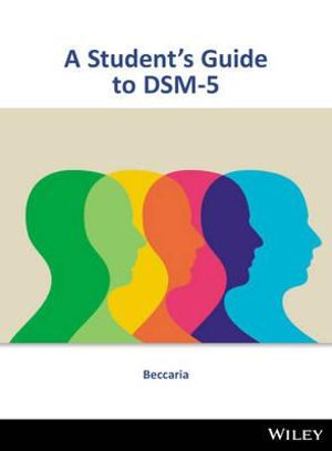 Cover of A Student's Guide to Dsm-5