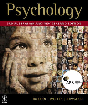 Cover of Psychology 3E Au&nz+istudy Version 1 Registration Card+a Student's Guide to Dsm-5