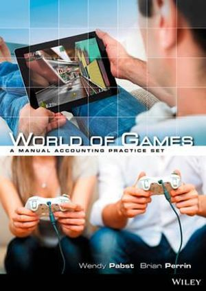 Cover of World of Games - a Manual Practice