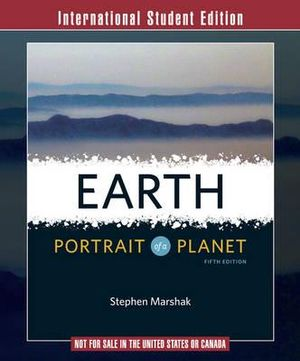 Cover of Earth Portrait of a Planet 5E International Student Edition+essentials of Geology 4E Geotours Workbook