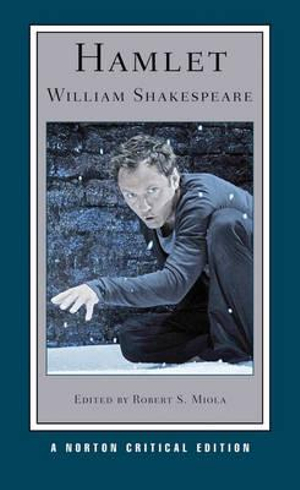Cover of Hamlet Norton Critical Editions Translated by Miola+awakening 2E NCE