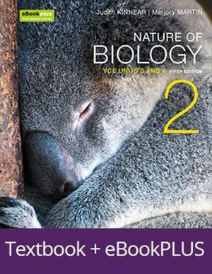 Cover of Nature of Biology