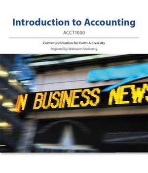 Cover of Introduction to Accounting