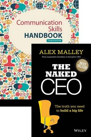 Cover of Communication Skills Handbook 4E+the Naked Ceo