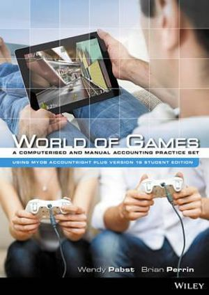 Cover of World of Games - a Combined Practice Set