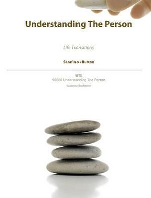 Cover of (Aucs) Understanding the Person
