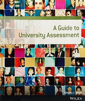Cover of A Guide to University Assessment