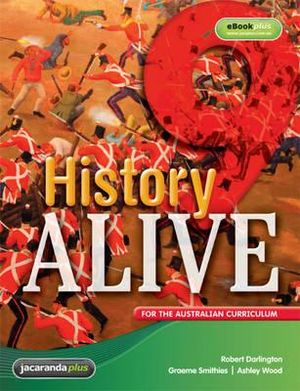 Cover of History Alive