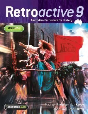 Cover of Retroactive 9