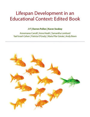 Cover of Lifespan Development in an Educational Context. Edited Book