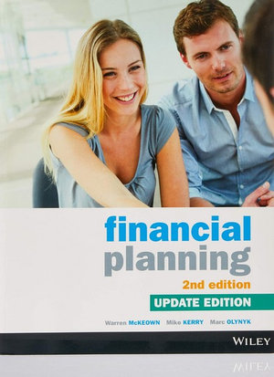 Cover of Financial Planning 2E Update Print on Demand (Black and White)
