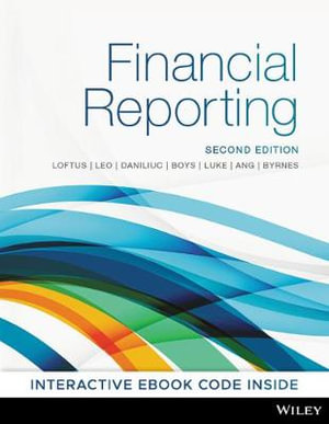 Cover of Financial Reporting 2E Hybrid
